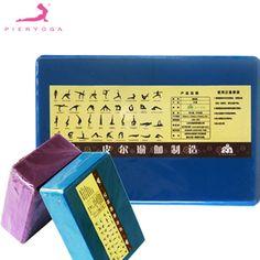 High density environmental yoga yoga brick pieryoga/peel auxiliary products durable odorless EVA double color
