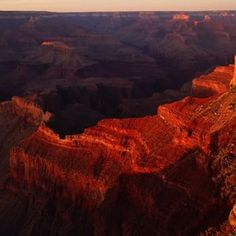 Instagram photo by thomas_danthony -  #GrandCanyon at #Sunset ! #Arizona #Iphone