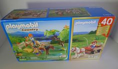 Playmobil Country #5457 40 year anniversary bonus 93 piece set MIB 2013 Germany