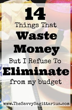 "The biggest financial advice I have seen is what items that you should never pay for once you start your debt free journey. Maybe I just don't fit in, but I don't see eye to eye on all of the items that are a ""waste"" of money. I believe that if it brings Frugal Living Tips, Frugal Tips, Budgeting Finances, Budgeting Tips, Money Tips, Money Saving Tips, Debt Free, Finance Tips, Money Management"