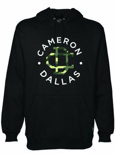 Cameron Dallas Hoodie Black/Camo | MAGCONTOUR on Wanelo I WANT THIS SOO BADDLY!!!!!!!!