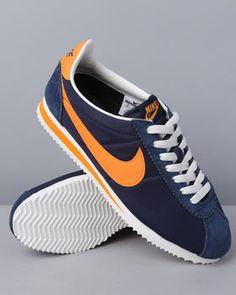Classic Nylon Cortez Sneakers #sneakers #nike #cortez #classic