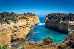 Loch Ard Gorge. Named after the clipper ship Loch Ard which sank nearby in 1878 with only two teenage survivors. Great Ocean Road Australia. #bakkerpix #exploredreamdiscover #greatoceanroad #australia by gary.bakker