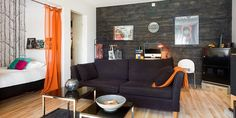 39 Sqm Apartment in Savedalen, 39 Sqm Apartment in Savedalen Gothenborg - http://architectism.com/39-sqm-apartment-savedalen/