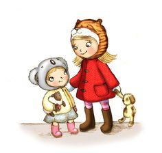 Helen Turner | Professional Children's Illustrator