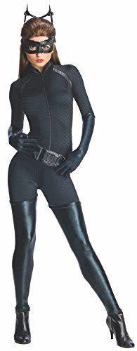 Catwoman The Dark Knight Rises Batman Women's Costume