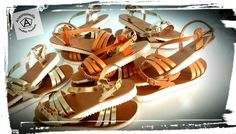 Anastasiadis Leather Products  Handmade leather sandals  Made in Greece