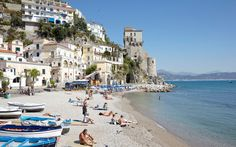 An afternoon among the fishermen of Cetara - How the Amalfi Coast Keeps Drawing Us In | Travel + Leisure