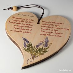Verses szív fából – Anyák napja → Egyedi fényképes ajándékok Latte, Tableware, Usb Drive, Dinnerware, Tablewares, Dishes, Place Settings