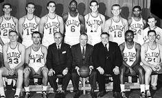 1960 Boston Celtics - NBA Champions