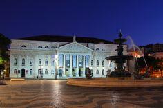 Theatre D. Maria II - Lisbon, Lisboa