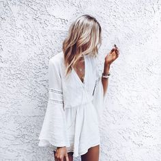 if anyone knows where this romper is from please let me know in the comments!! i'm slightly obsessed with it :)