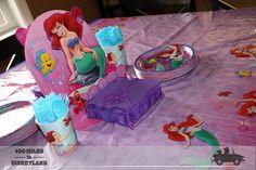 Ariel decorations