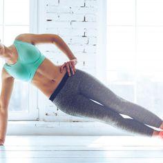Die besten Übungen für einen flachen und straffen Bauch