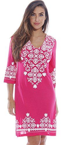 b889ee7883 1883-Pink-XL Just Love Swimsuit Cover Up   Summer Dresses   Resort Wear