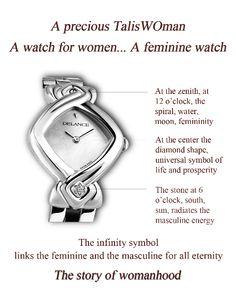 Symbolic Masculine Energy, Infinity Symbol, Spiral, Symbols, Women, Unique Watches, Swiss Watch, Woman, Women's
