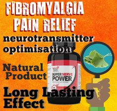 Fibromyalgia Relief Nerve Power – Nerve Strength and Power Chronic Fatigue, Chronic Pain, Fibromyalgia Pain Relief, Sciatica Relief, Muscle Power, Neurotransmitters, How To Increase Energy, Stress And Anxiety