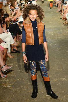 The Ralph Lauren Girls Fashion Show - Fall 2013 | Di Nozze