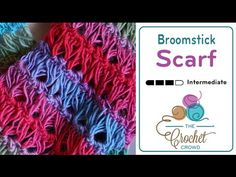 Broomstick Lace Stitch 2019 Yes You really do use a Broomstick or something like a huge dowel or knitting needle to master this stitch. The post Broomstick Lace Stitch 2019 appeared first on Scarves Diy. Woven Scarves, Crochet Scarves, Crochet Hats, Blanket Crochet, Lace Knitting Patterns, Crochet Stitches, Broomstick Lace Crochet, Arm Crocheting, Crochet Crowd