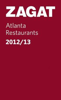 Atlanta Restaurants (ZAGAT Pocket Guides)