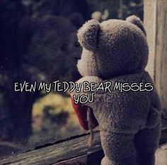 72 Best Teddy Bear Quotes And Pictures Images Teddy Bear Quotes