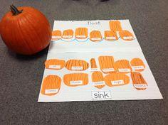 Chalk Talk: A Kindergarten Blog/ I love this doing it next week