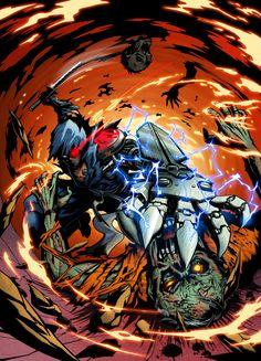 Yaiba: Ninja Gaiden Z Screenshots are full of Hack 'n' Slash Mayhem