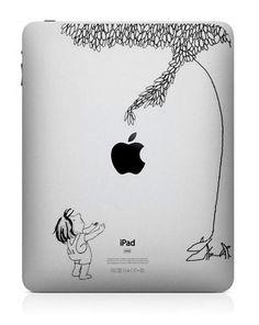 iPad Apple Tree Decal #ipad #decal
