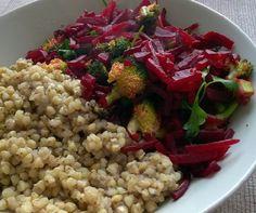 Céklás zöldségek hajdinával Recept képpel - Mindmegette.hu - Receptek