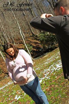 Maternity photo- J.L Fender Photography