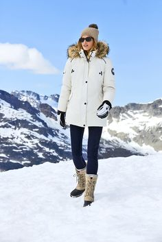 #SearsWishlist Alpinetek® Mid-Length Down Parka