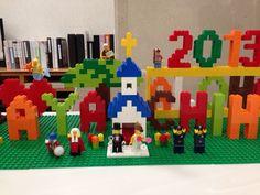 この画像は「意外と人気♡「レゴ®ブロック」で作ったウエルカムボードが楽しい♡」のまとめの46枚目の画像です