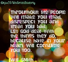 Will Smith karma quote via Alice in Wonderland's TeaTray at www.Facebook.com/WonderlandsTeaTray