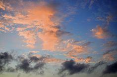pink clouds by Olivia Rae James, via Flickr