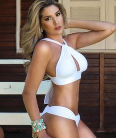 Fox Brasil - Bikini Fox Frente Unica
