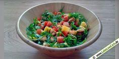 Low Carb Rezept - Avocado-Mango-Salat