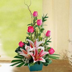 mothers day arrangements with roses | roses flowers delivery baby gift mother s day secretary day
