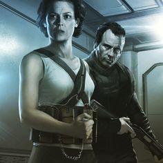 Neill Blomkamp's Alien Sequel Concept Art