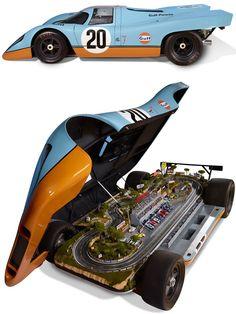 Porsche 917 Le Mans Raceway $125,000