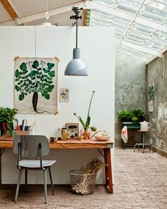 Méchant Studio Blog: glass ceiling