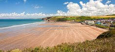Broadhaven, great for families.
