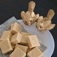 Recipe: Baileys and White Chocolate Fudge
