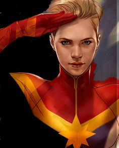 I am Captain Marvel by Ben Oliver  OKEII  YOUu are THE Thmm m   _THE BEB w h a t .. MAU NANGKAP  bLatung OR What  IDONT now BUSTeD TheLEGENDS