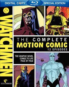Motion comic 1