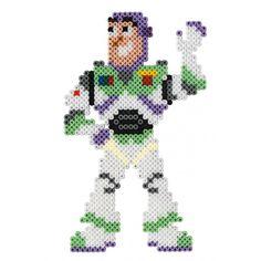 Buzz Lightyear Hama perler