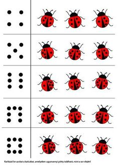 1 million+ Stunning Free Images to Use Anywhere Kindergarten Math Activities, Preschool Writing, Kindergarten Math Worksheets, Toddler Learning Activities, Kids Learning, Insect Crafts, Bug Crafts, Counting For Kids, Math For Kids