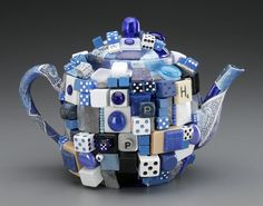 <3 this cool looking teapot, but not vintage