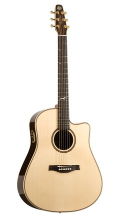 Seagull Artist Studio Cutaway QII Acoustic Guitar