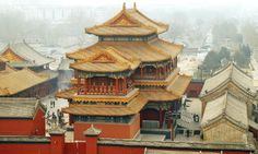 Visit the Dalai Lama's temple