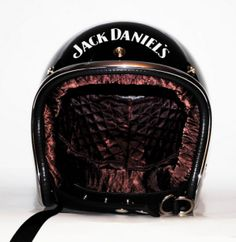 Whiskey Motorcycle Helmets - Jack Daniel's Edition